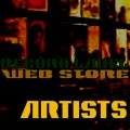Web Store and Recor Label Artists